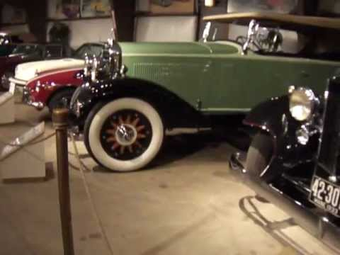 View Some Antique Cars For Sale At Museum