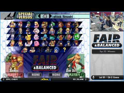 """Fair and Balanced"" - ePG 