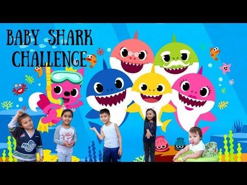 baby-shark-challenge-|-pink-fong-|-nursery-rhymes-#babysharkchallenge