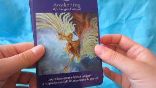 Review of Angel Tarot Cards by Doreen Virtue