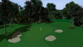 World Cup Golf: Professional Edition (PS1) Playthrough - NintendoComplete