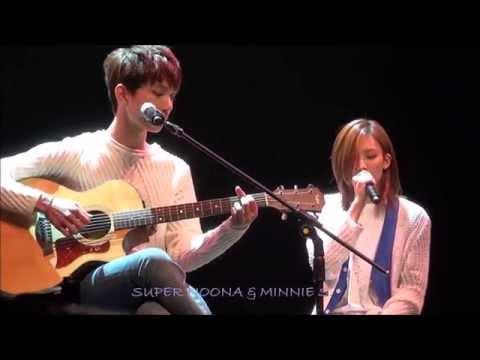 150510 Vocal Team Performance Seventeen Showcase (Joshua x Jeonghan Focus)