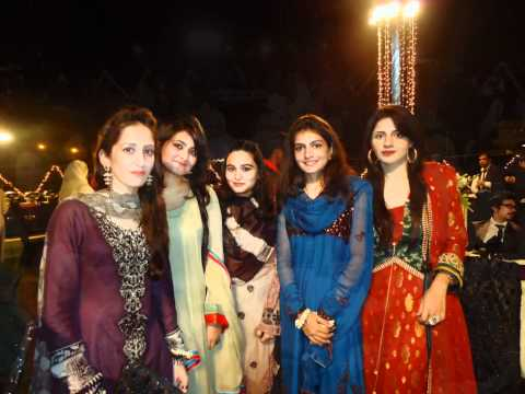 liaquat national medical college farewell