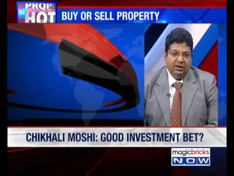 Should we invest in Chikhali and Moshi areas of Pune?- Property Hotline