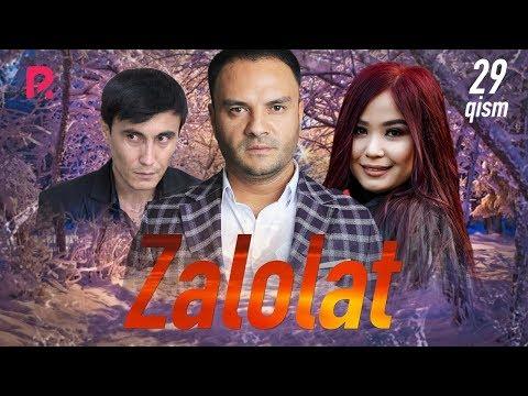 Zalolat (o'zbek serial) | Залолат (узбек сериал) 29-qism #UydaQoling