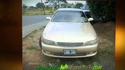Used Cars In Jamaica - Toyota Mark 2