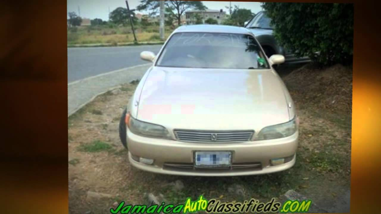 Used Cars In Jamaica Toyota Mark 2 Youtube