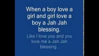 Etana - Blessing ft. Alborosie lyrics