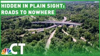 Hidden in Plain Sight: Roads to Nowhere   NBC Connecticut