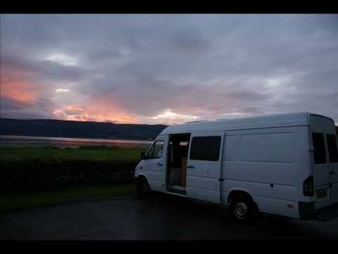 UK Mail Mercedes Sprinter Camper Conversion
