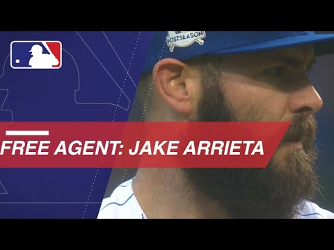 Arrieta stands tall as front-line free agent starter