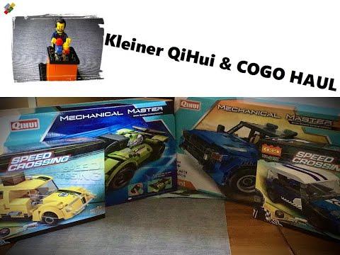 Kleiner QiHui & COGO HAUL