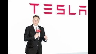 Elon Musk revises Tesla's production forecast that was tweeted incorrectly