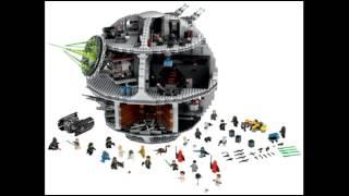 Новый набор Лего