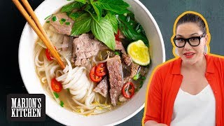 How To Make Vietnamese Beef Pho At Home - Marion's Kitchen