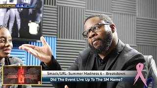 CHAMPION | CRAZY AT EVENTS, SUM MADNESS? - SMACK/URL