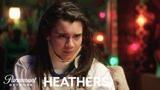 'Heather Chandler's Dinner w/ Trailer Parker' Official Preview | Heathers | Paramount Network