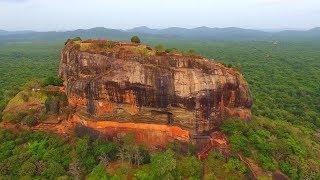 ЛЬВИНАЯ СКАЛА   МАМА в ШОКЕ    Дворец на вершине горы   Сигирия, Шри-ланка   Sigiriya, Sri Lanka thumbnail