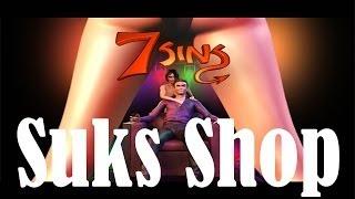7 Sins (Suks Luxury Shop - Parte 2) Gameplay en Español by SpecialK