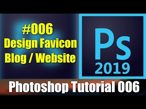 How To Make Favicon For Blog Or Website In Photoshop Tutorial-6 [desimesikho] 2019
