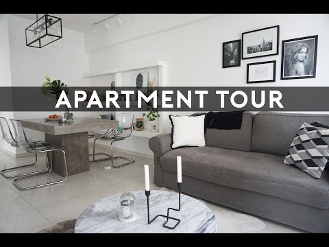 Apartment Tour ♥ Small Apartment Tips ♥ Eng + Indo Subs ♥ Titan Tyra