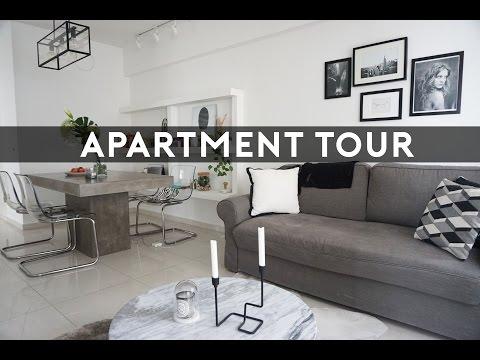 Apartment Tour ♥ Small Apartment Tips ♥ Eng + Indo Subs ♥ Titan Tyra