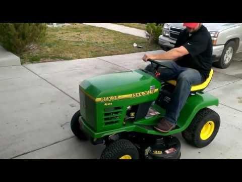 Sleeve hitch john deere stx38 funnycat tv - Craigslist south dakota farm and garden ...