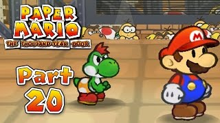 Paper Mario: The Thousand-Year Door - Part 20: Sully, The Baby Yoshi!
