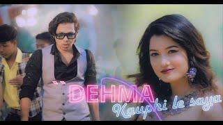 DEHMA KAUPHI LE SAYA || Official music video || Krushal & Biva || Parmita & Swkang