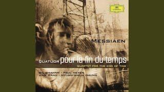 Messiaen: Quatuor pour la fin du temps - 6. Danse de la fureur, pour les sept trompettes