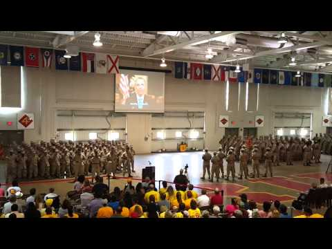 Us Marine corp. Naturalization. Sep3, 2015 part 2