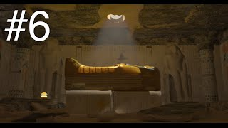 Nancy Drew: Tomb Of The Lost Queen Walkthrough - Gold Coffin [6]