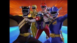 "Power Rangers Wild Force - Jungle Blaster First Battle | Episode 30 ""Team Carnival"""