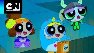 Dia das Bruxas!   As Meninas Superpoderosas   Halloween Sinistro, só que não   Cartoon Network