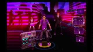 Dance Central 3 - Supersonic - Glitch (Hard)