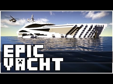 Minecraft - Epic Yacht 5