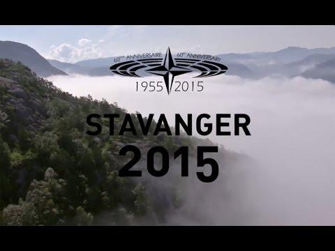 Promotional video for NATO PA Stavanger 2015