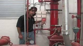 Sprinklermatic Fire Pump Demonstration