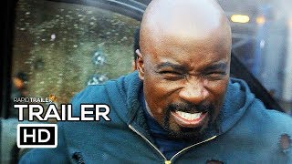 LUKE CAGE Season 2 Official Trailer #2 (2018) Marvel Superhero Series HD