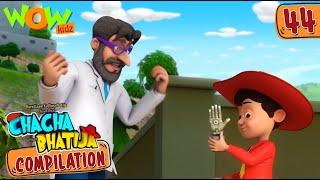 Chacha Bhatija | Compilation 44 | Funny Animated Stories | Wow Kidz
