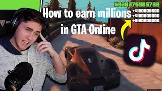 I Tested VIRAL TikTok GTA Money Glitches (exposing TikTokers)