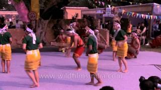 """Wangala Dance"" by Delhi A"