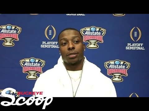 Clemson receiver Cornell Powell talks Sugar Bowl showdown with Ohio State