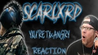 Watch Scarlxrd YXURE TXX ANGRY video