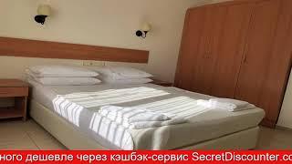 Обзор отеля Melissa Garden Apart Hotel в Сиде Турция