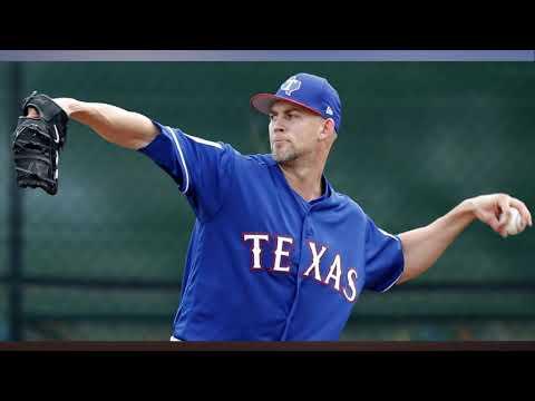 Major change for oft injured Rangers pitcher Mike Minor
