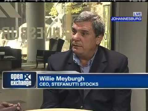 18 May - JSE Crossing - Willie Meyburgh - Stefanutti Stocks