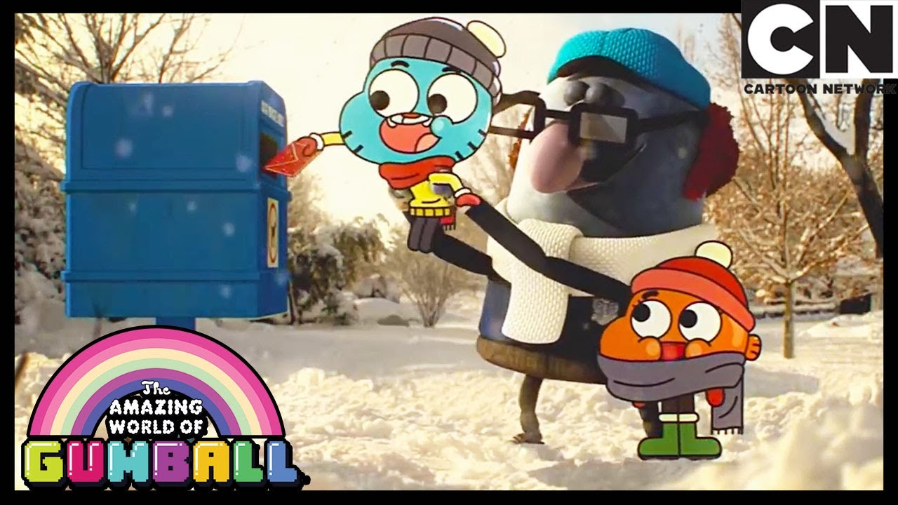 Download Mr Robinson Has Always Been There | The Heart | Gumball | Cartoon Network