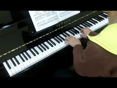 Bastien Piano Basics Level 1 Performance No.5 Trapeze ...