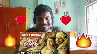 dheera dheera full video song magadheeraram charan kajal agarwalreaction grand